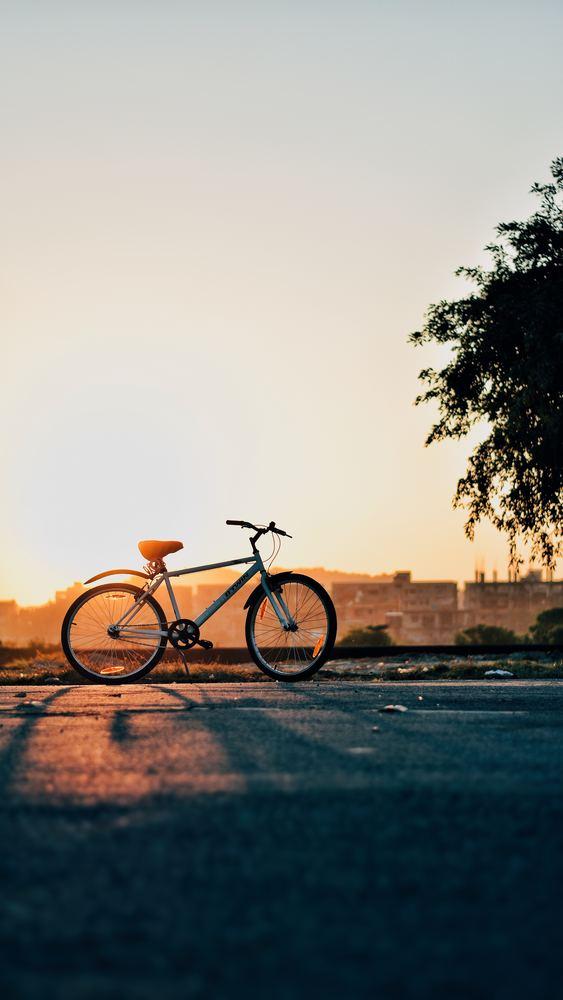 Derfor er Danmark en nation af cykler
