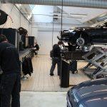 Få serviceret din Volvo på et certificeret værksted
