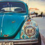Forny bilen med en autolakering